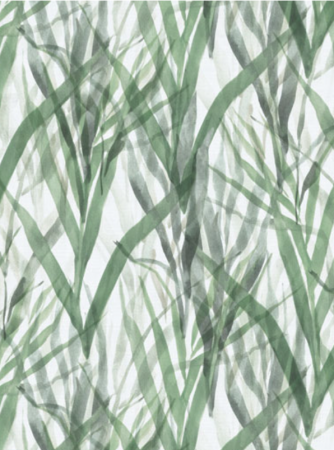 Botanical grass T 18